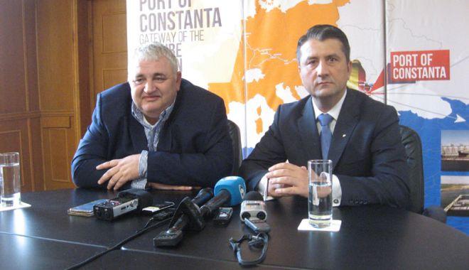 Foto: Se pregătesc mari investiții portuare și edilitare, la Constanța
