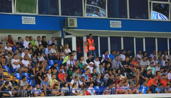 Foto: Se pun în vânzare biletele pentru meciul FC Viitorul - Universitatea Craiova