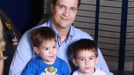 Foto: O nouă ipoteză în cazul accidentului de pe DN1: Şerban Huidu a fost deranjat de copii