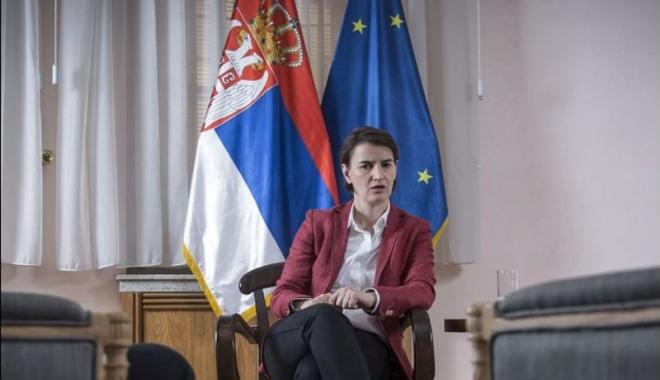 Foto: Serbia ar alege UE, nu Rusia! Moscova, sceptică