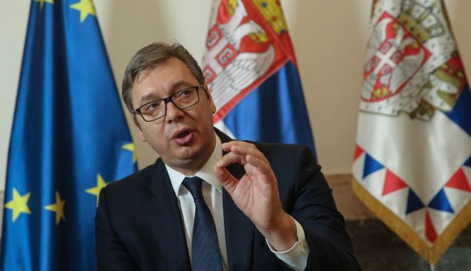 Foto: Serbia, foarte aproape de o recunoaştere a Kosovo