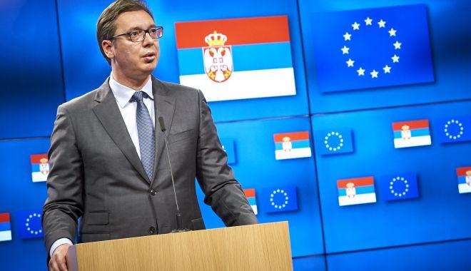 """Foto: """"Serbia trebuie să accepte pierderea controlului asupra provinciei Kosovo"""""""