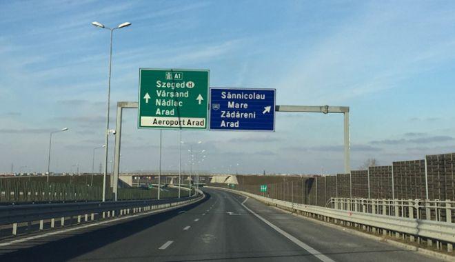 Foto: Serviciile de pe autostrăzi  vor fi concesionate