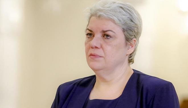 Foto: Sevil Shhaideh,  numită consilier de stat