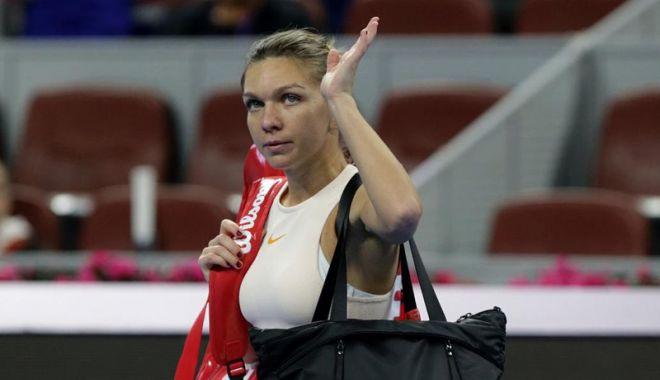 """Foto: Sezon încheiat pentru  Simona Halep! Spune """"pas""""  şi Turneului Campioanelor"""