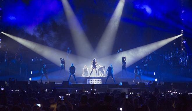Foto: Eveniment special, transmis concomitent de MTV, Facebook, YouTube şi Twitter