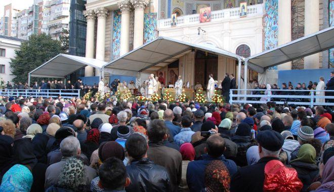 Foto: Sfânta Cuvioasă Parascheva, sărbătorită și la Constanța
