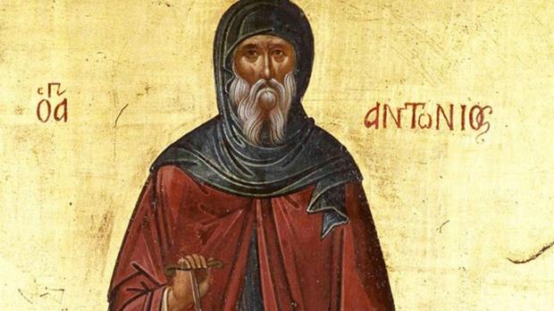 Foto: Creştinii îl cinstesc, mâine, pe Sfântul Cuvios Antonie cel Mare