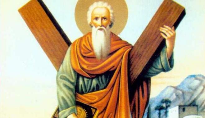 Sfântul  Apostol Andrei, ocrotitorul românilor - sfantulapostolandrei-1511889545.jpg