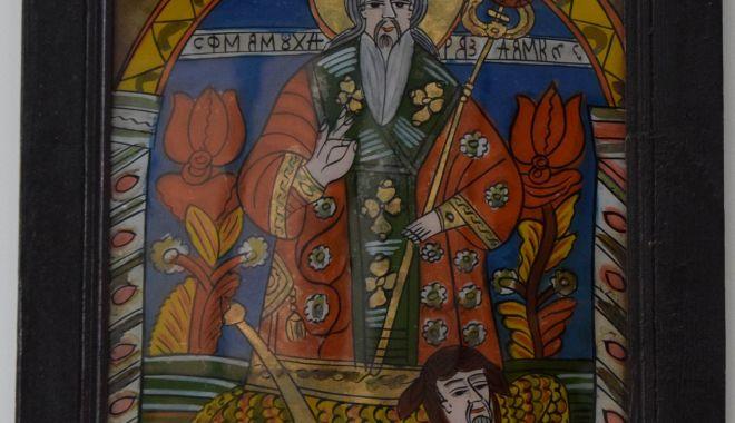 Foto: Sfântul Haralambie, cinstit de creştinii ortodocşi