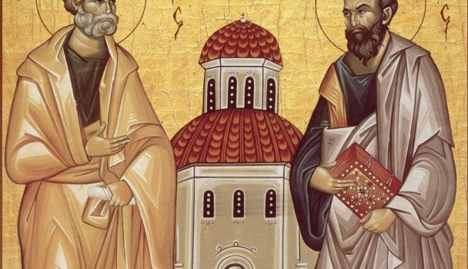 Foto: Sărbătoarea  Sfinţilor Apostoli  Petru şi Pavel  în Arhiepiscopia Tomisului