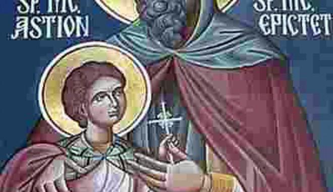 Ce sfinți dobrogeni vor fi prăznuiți - sfintiiepictetsiastionjpeg-1404492147.jpg