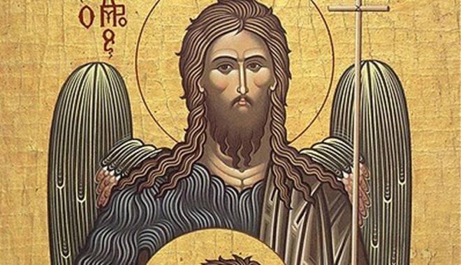 Foto: De ce îl cinstim  pe Sfântul Ioan