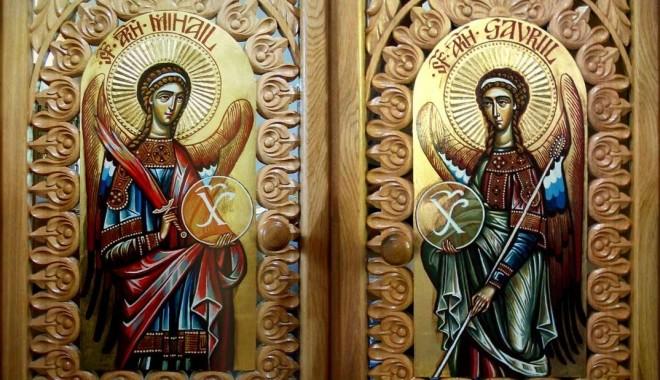 1,3 milioane de români își sărbătoresc ziua de nume mâine, de Sfinții Mihail și Gavriil - sfmihailsigavriil11-1352304262.jpg