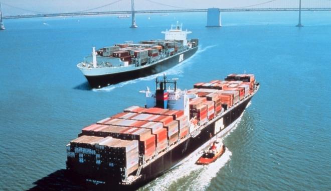 Foto: Shipping-ul se va redresa spre sfârşitul anului 2017