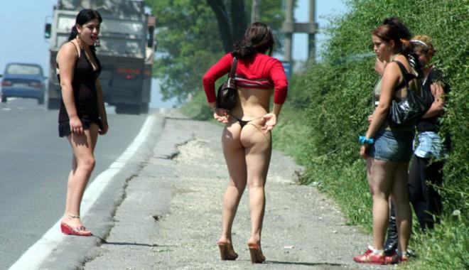 Foto: Şi-a trimis iubita să se prostitueze peste graniţă