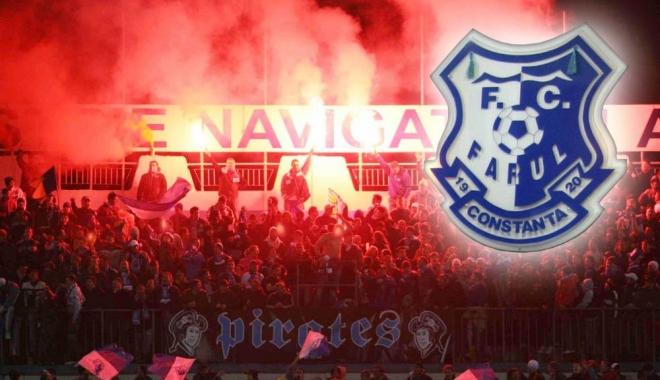 Sigla FC Farul, adjudecată pentru 1.076.000 lei după o licitaţie dramatică.