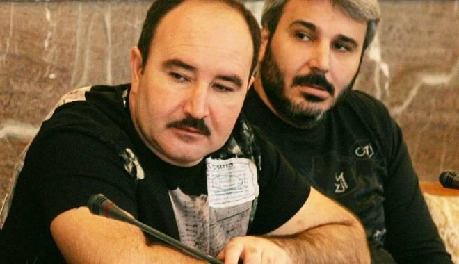 Foto: Nuțu şi Sile Cămătaru, arestați preventiv