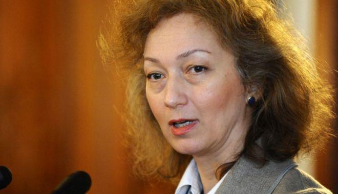 Foto: Simina Tănăsescu - numită judecător la CCR