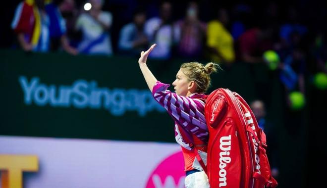 Foto: Simona Halep, în coborâre în topul WTA