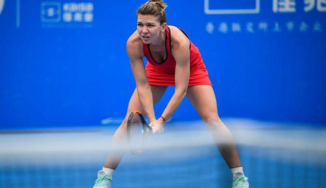 Foto: Simona Halep confirmă că va juca la turneul de la Doha