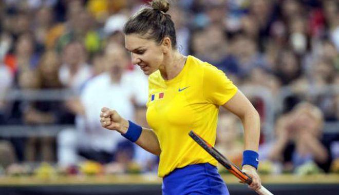Foto: Simona Halep adună săptămânile de lider în ierarhia WTA