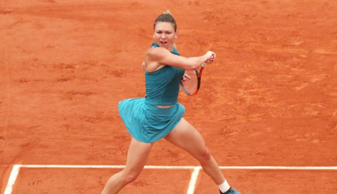 """Foto: Simona Halep, în finala de la Roland Garros. """"Trebuie să joace ofensiv!"""""""