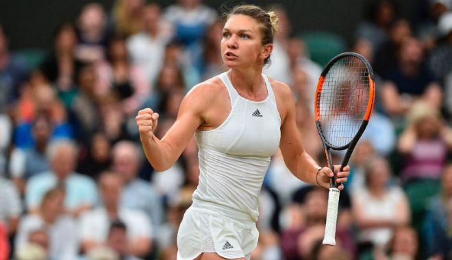 Foto: Simona Halep, cap de serie nr. 1 în turneul de la Wimbledon