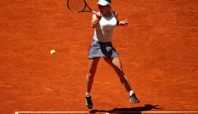 Foto: Simona Halep, calificată în finala turneului de la Madrid