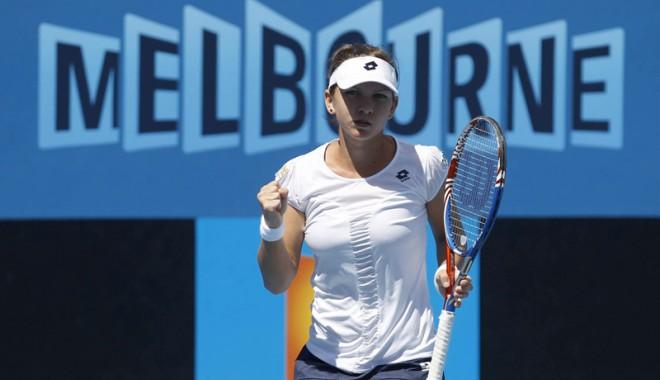 Foto: Simona Halep o înfruntă pe Katarzyna Piter, în primul tur la Australian Open