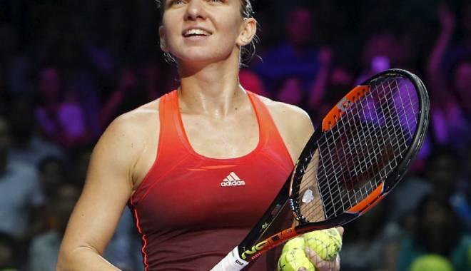 Foto: Simona Halep va încheia anul pe locul 2 WTA