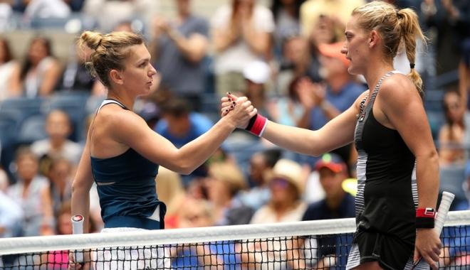 Foto: Simona Halep şi Horia Tecău îşi continuă aventura  la US Open