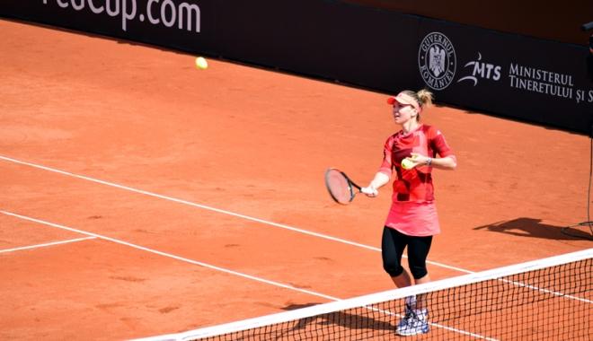 Foto: Simona Halep va juca într-un turneu caritabil, la Madrid