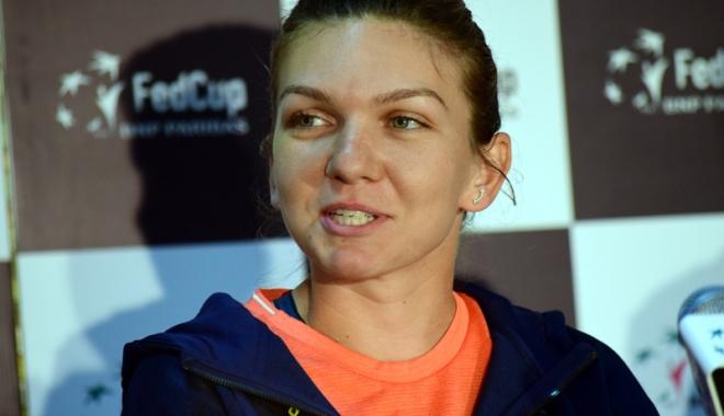 Foto: Simona Halep este preferata fanilor, în circuitul WTA