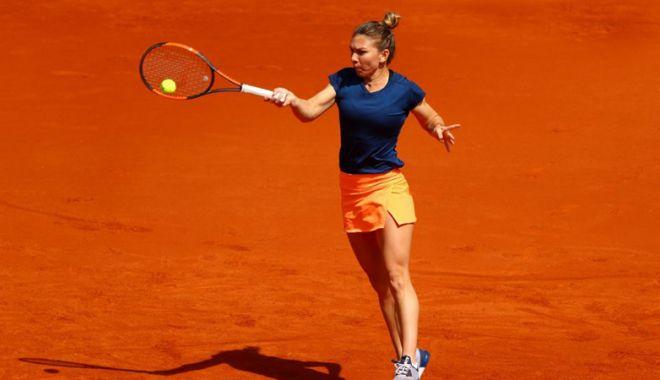 Foto: Simona Halep a confirmat prezenţa în turneul de la Madrid