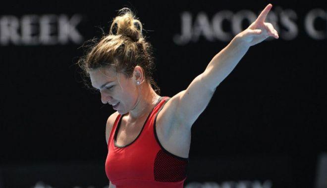 Foto: Simona Halep, lider detaşat în clasamentul WTA