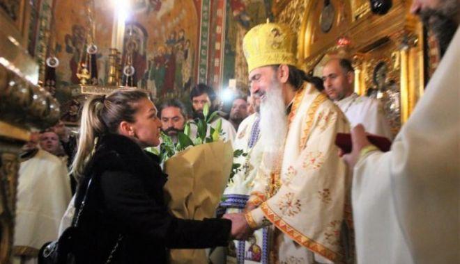 """Foto: Simona Halep a primit distincţia """"Crucea Sfântului Apostol Andrei"""""""