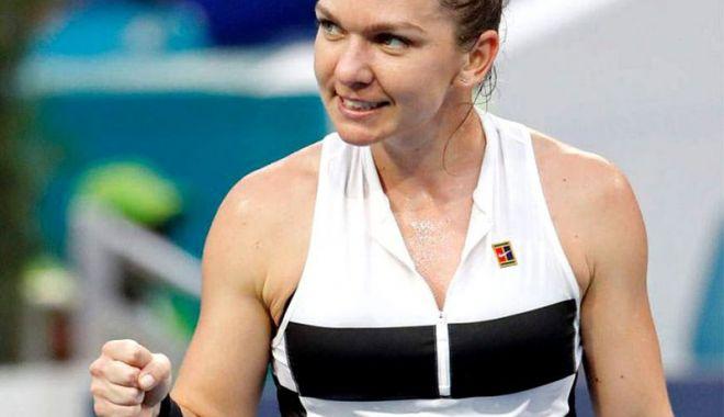 Foto: Simona Halep,  foarte aproape  de prima poziţie WTA