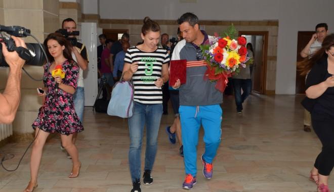Simona Halep ar putea deveni profesor de sport. Ce spune constănţeanca / Galerie foto - simonahalep10-1402651627.jpg