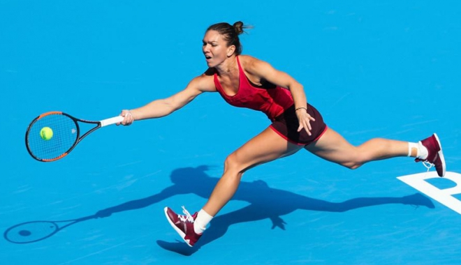 Simona Halep, numărul 1 mondial.