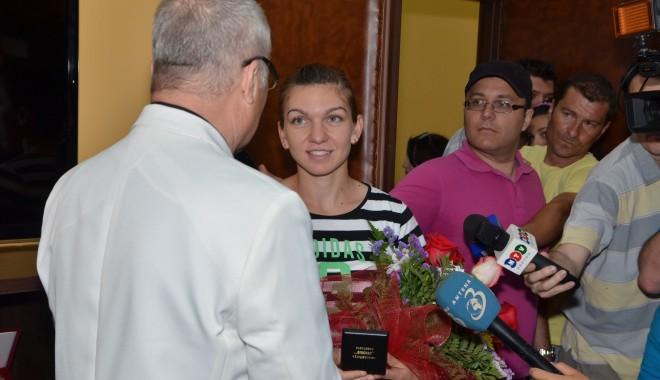 Simona Halep ar putea deveni profesor de sport. Ce spune constănţeanca / Galerie foto - simonahalep3-1402651641.jpg