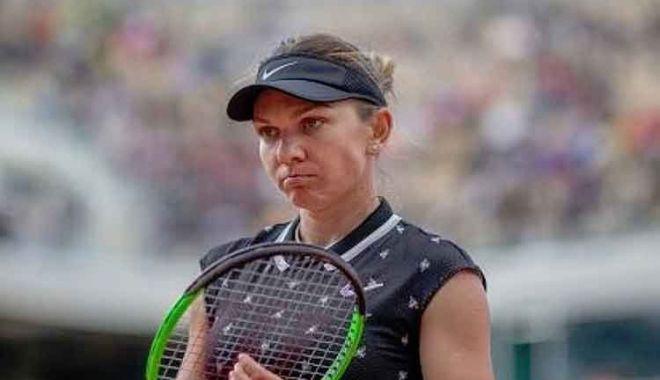 Foto: Simona Halep, reacţie după vestea că va ajunge pe locul 8 WTA