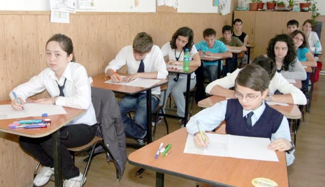 Foto: Când au loc simulările examenelor naţionale