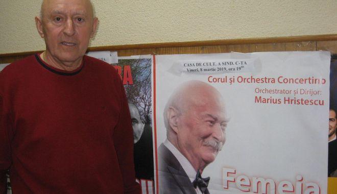 Foto: Sindicalistul care a stârnit respectul și recunoștința marilor artiști ai scenei românești