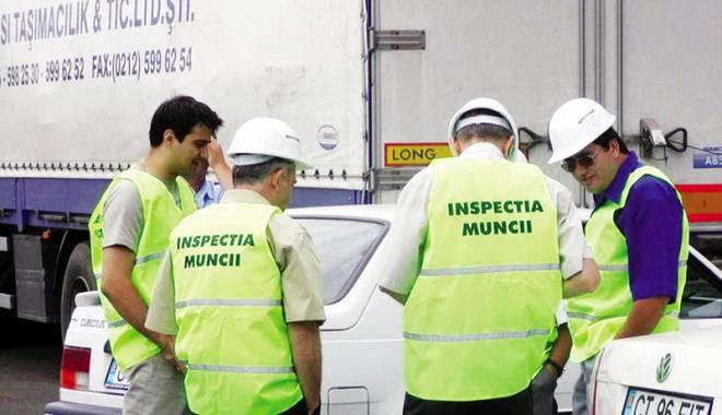 Foto: Sindicatele reacţionează împotriva desfiinţării Inspecţiei Muncii