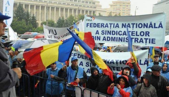 Sindicatele din administrație amenință cu declanșarea acțiunilor de protest - sindicateledinadministratieameni-1559585658.jpg
