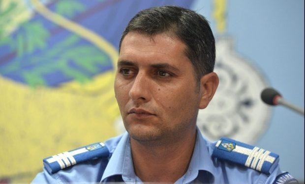 Șeful Jandarmeriei, Ionuț Sindile, pus sub învinuire în dosarul mitingului din 10 august