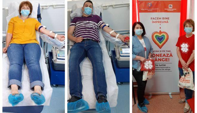 Foto: Donați sânge! Este nevoie de cât mai mulți donatori