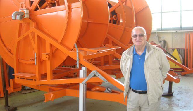 Foto: Singurul producător român de instalații  de irigații a câștigat războiul cu importurile