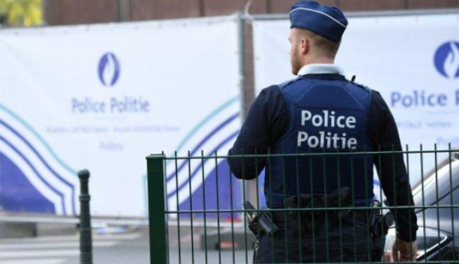 Foto: Atac terorist în inima Bruxelles-ului